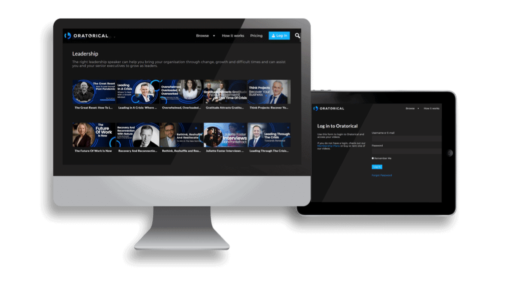 Add Oratorical to your own LMS
