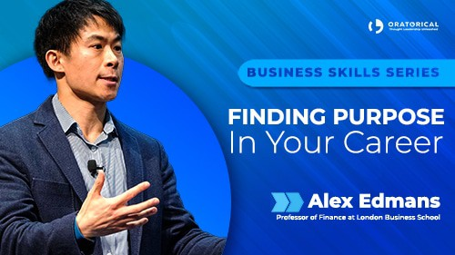 Finding Purpose in Your Career